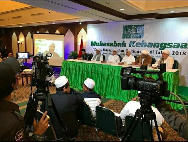 Habib Umar bin Hafidz Sangat Menghormati Nahdlatul Ulama