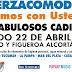 #FUERZACOMODORO concierto solidario y gratuito con Los Fabulosos Cadillacs