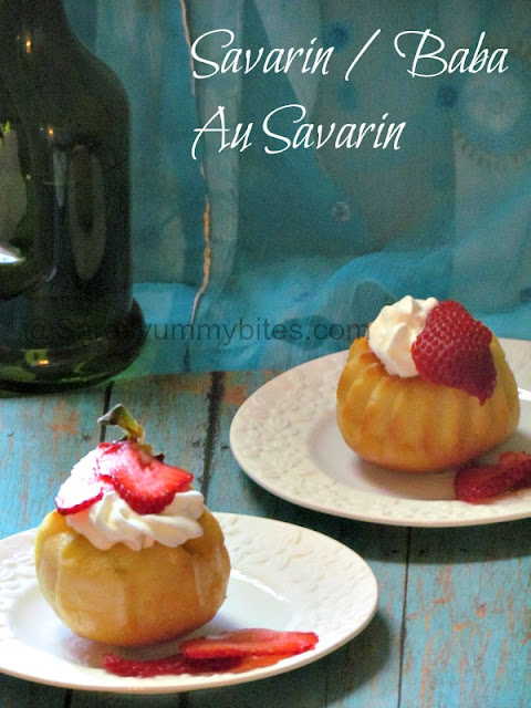 Savarin / Baba Au Savarin