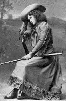 Interesting Facts About Annie Oakley | CINEMAS 93
