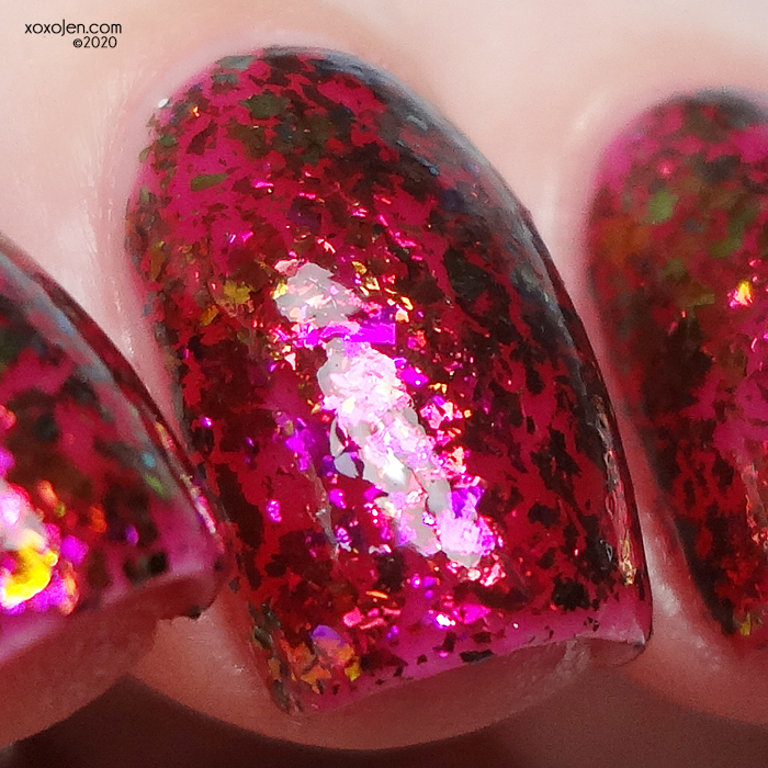 xoxoJen's swatch of Lollipop Posse Lacquer All Doors Are Open