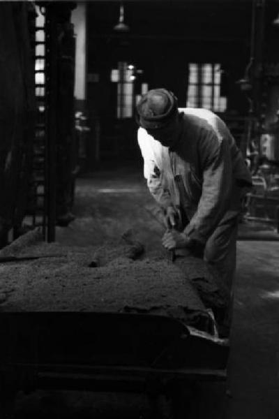 Шинный завод Pirelli подготовительное производство