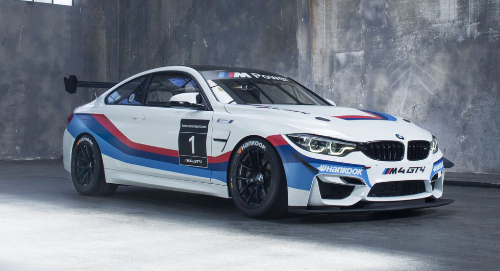 BMW's Newest Race Car is Now Available for Order
