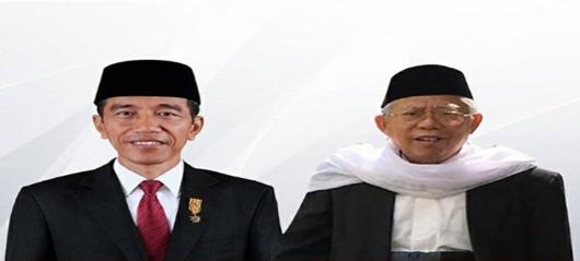 Survei Alvara: Jateng dan Jatim Hampir Mutlak Milik Jokowi-Ma'ruf