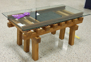 """Trestle Table"" by John Wilkinson - Best in Show"