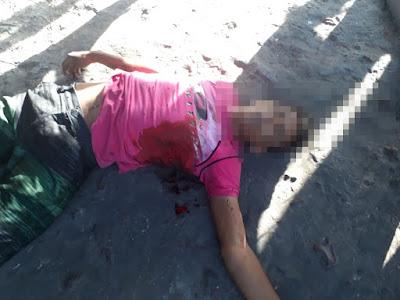 Jovem é executado a tiros no Bairro Recanto dos Pássaros em Chapadinha.