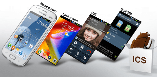 4Files Firmwares Samsung Galaxy S Duos GT-S7562