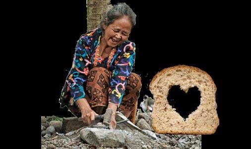 Emak dan Sepotong Roti