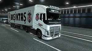Beşiktaş pack for Volvo 2012