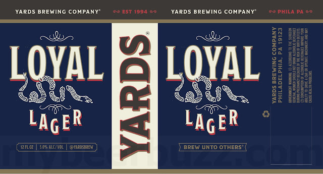 Yards Loyal Lager Coming To 12oz Cans