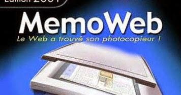 memoweb crack