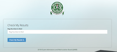 How to Check JAMB 2019 Result, Admission Status, Print Result Slip Online