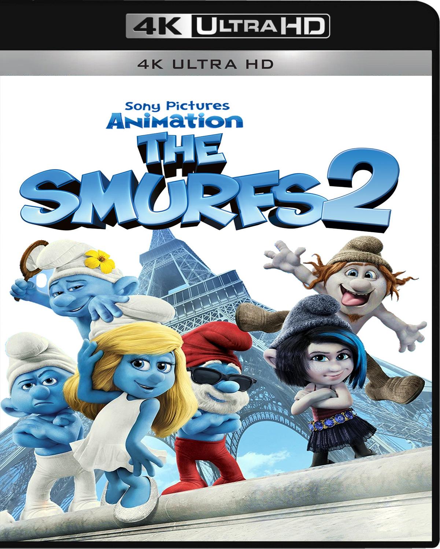 The Smurfs 2 [2013] [UHD] [2160p] [Latino]