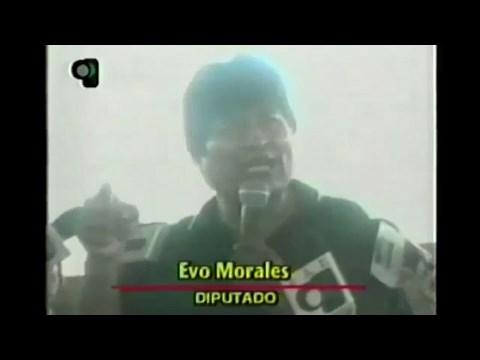 ESCUCHE A EVO MORALES CUANDO DECIDIÓ ENTREGAR EL TIPNIS A SUS BASES