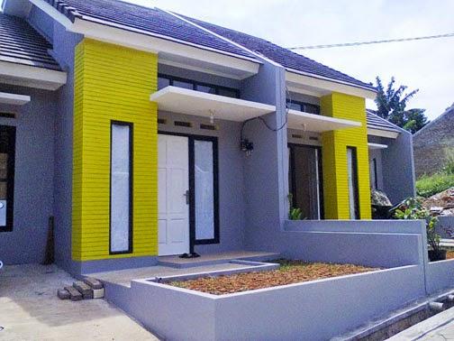 Desain Kombinasi Warna Cat Teras Rumah Minimalis  Rumah Minimalis Sederhana