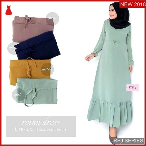 RPJ199D76 Model Dress Reins Cantik Dress Wanita