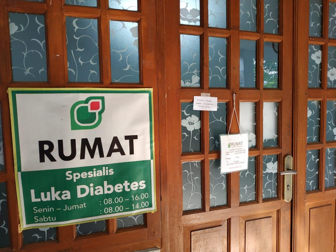 Perawatan Luka Bagi Penderita Diabetes