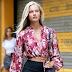 Isabel Scholten vai as audições para o Victoria's Secret Fashion Show 2017, em Midtown, em Nova York - 17/08/2017