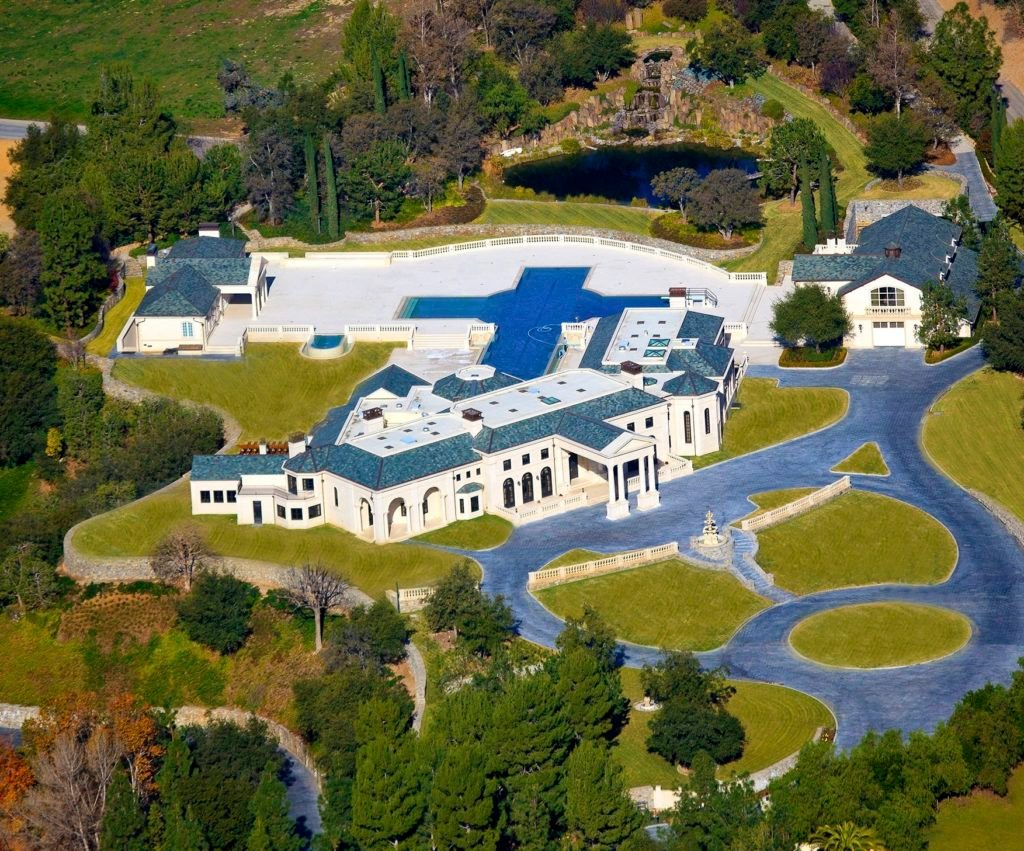 Billionaires the inside source see the 25 most for Most expensive house for sale in the us