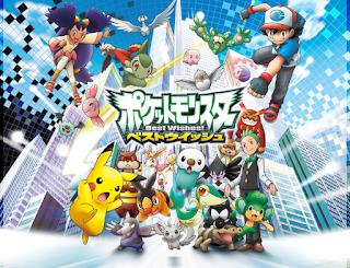 Pokémon Best Wishes – Todos os Episódios