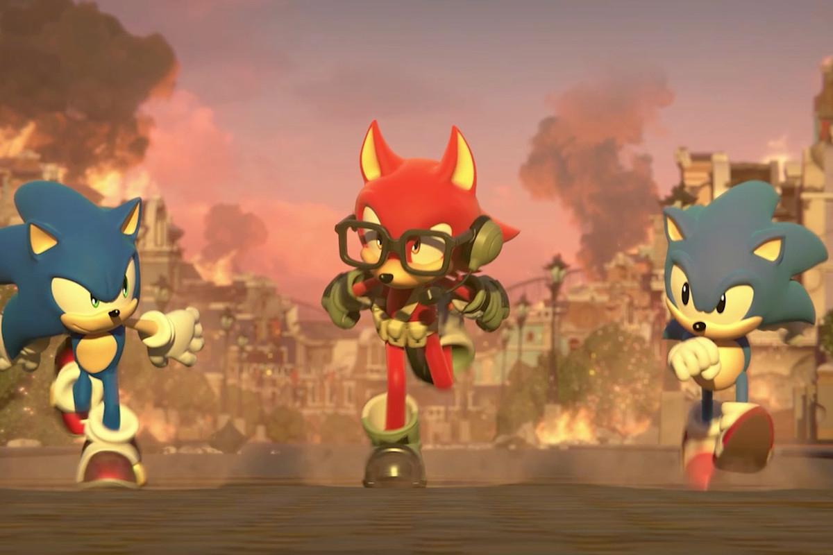Sonic Forces contará con elementos de otras sagas como Puyo Puyo o Jet Set Radio