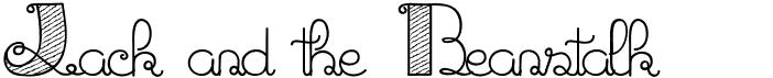 http://www.dafont.com/pt/jack-and-the-beanstalk.font