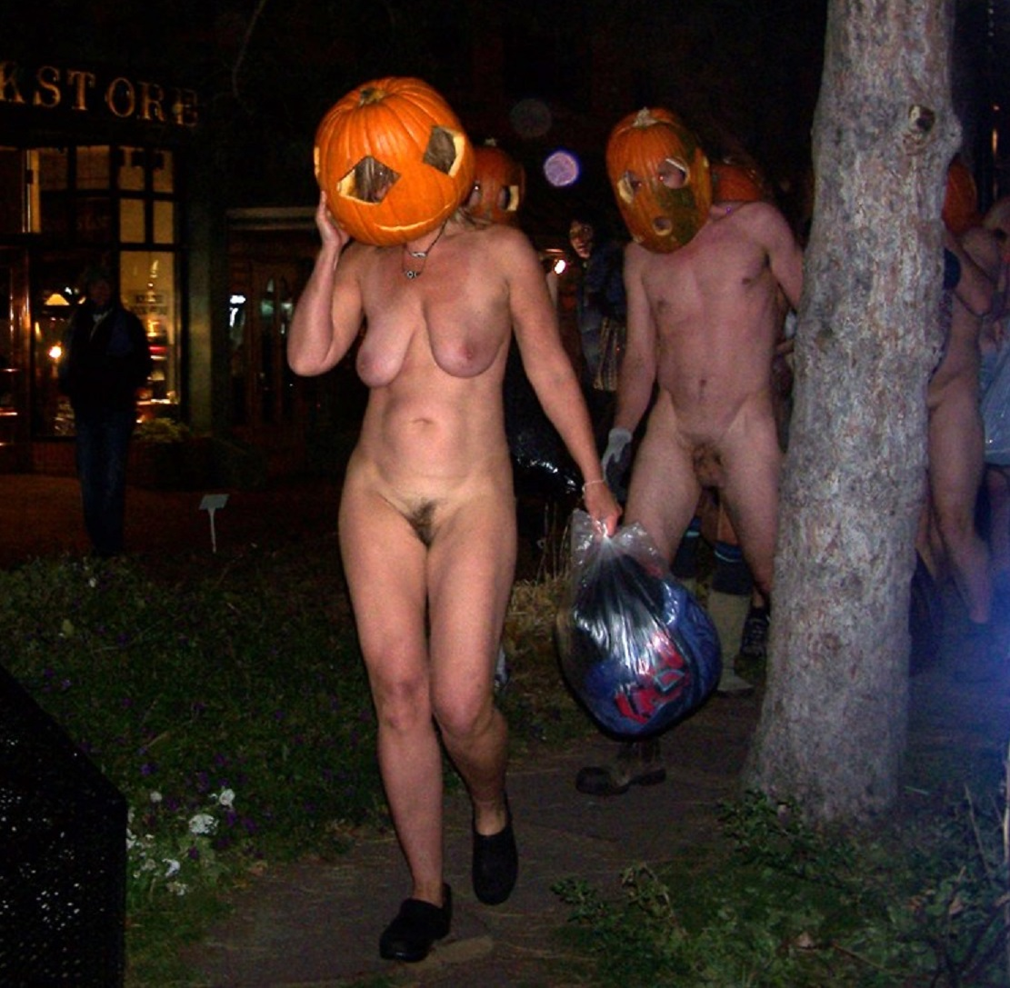Naked Pumpkin Run Photos: Colorado Streakers Go Nude