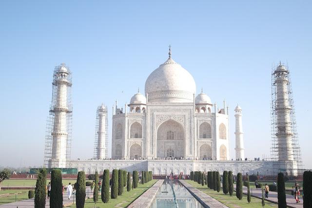 Ngga bisa move on dari Taj Mahal