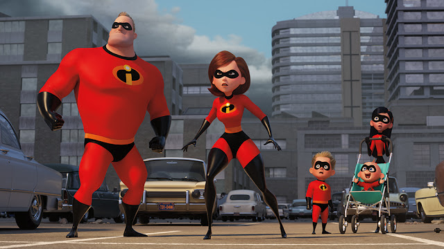 Incredibles 2 (2018) Best  Quotes
