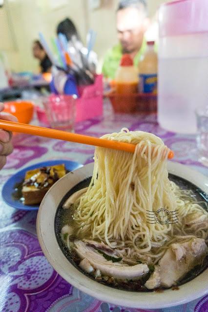 Kota Belud Signature Food - Mee Sup