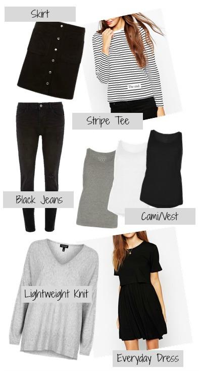 My Wardrobe Essentials