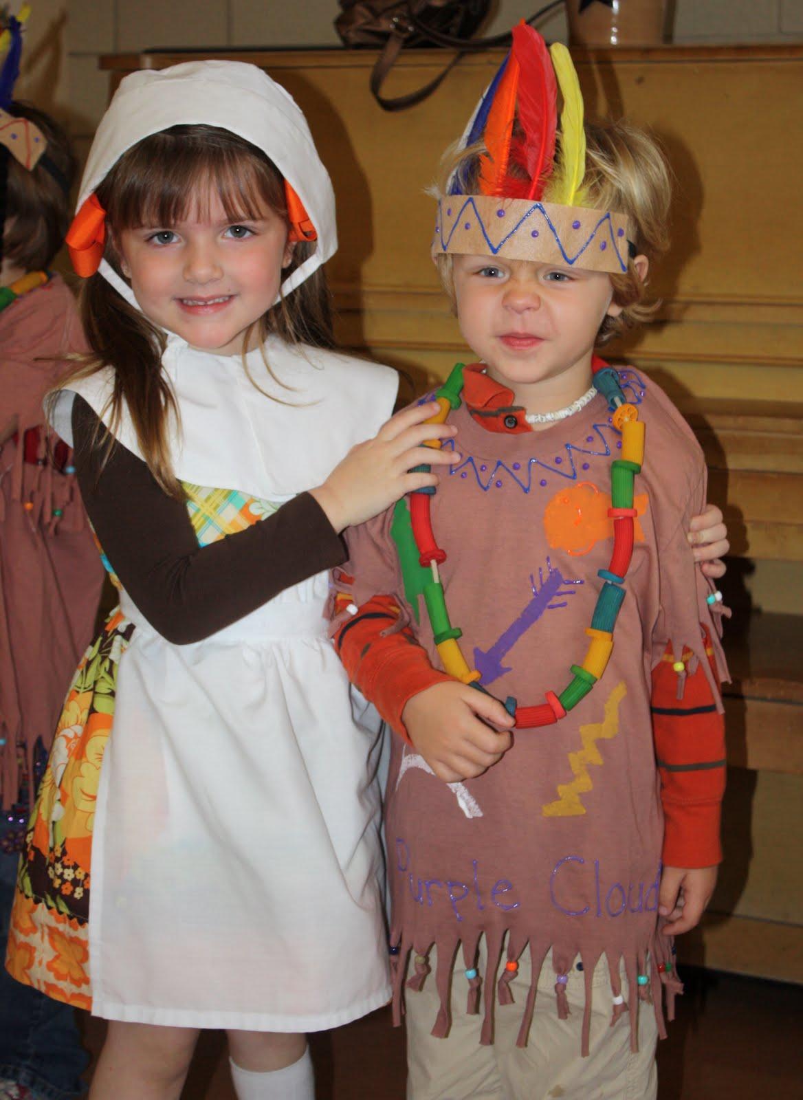 Little Pumpkin Grace Thanksgiving Feast