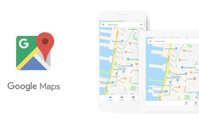Google Maps ganha novo visual para melhorar experiência de navegação