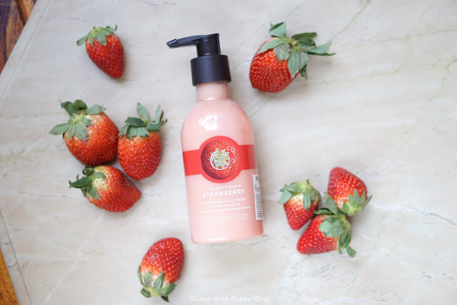 The Body Shop Softening Gel Lotion Review