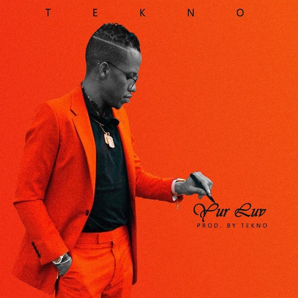 DOWNLOAD MP3 : Tekno - Yur  Luv