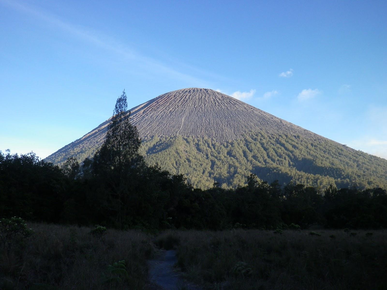 Bagaimana Tata Cara Pendakian Dan Mendaki Gunung Semeru Mahameru Jawa Timur Indonesia Jalur Transportasi Itinarary Dan Biaya Pendakian