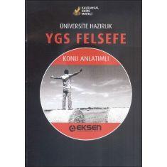 Eksen Yayıncılık YGS Felsefe Anlatım Kitabı
