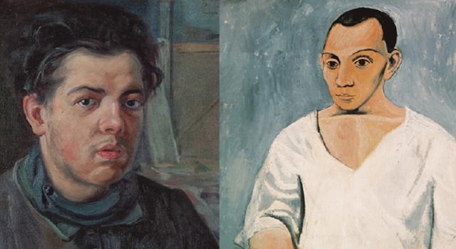 Picasso y Rivera: Conversaciones a través del tiempo. El diálogo hecho arte