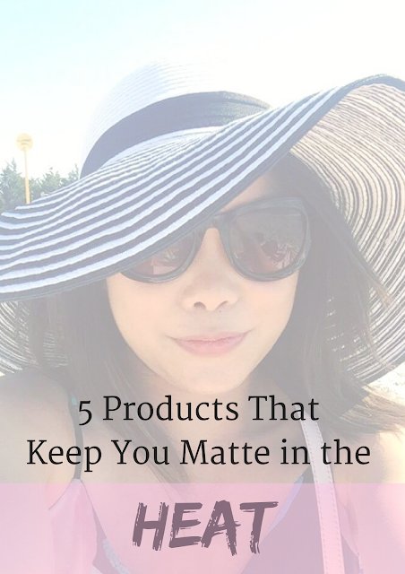 5 Products That Keep You Matte in the Heat