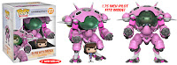 Funko Pop! D.Va with Meka