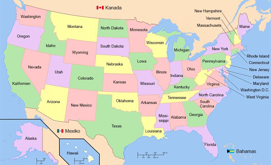 Perbedaan Bentuk Negara Kesatuan Dengan Negara Serikat ...