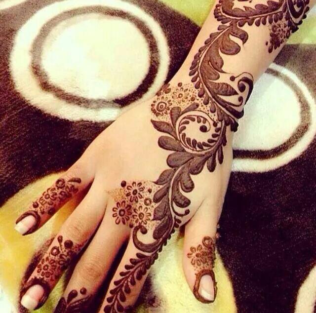 free henna designs