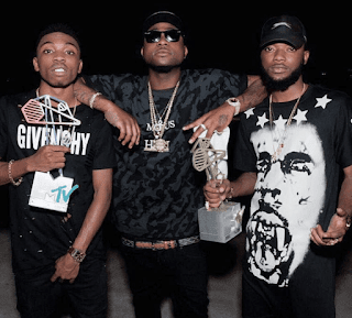 Davido signed Mayorkun and dremo