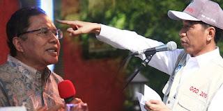 Rizal Ramli Jokowi