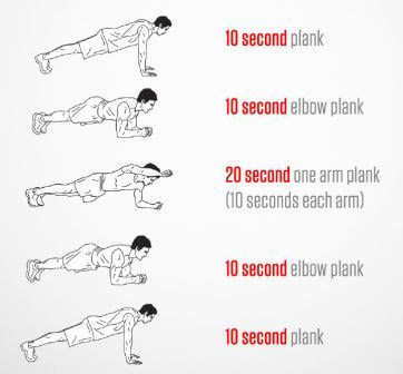 30 Day HIIT Workout Day 9