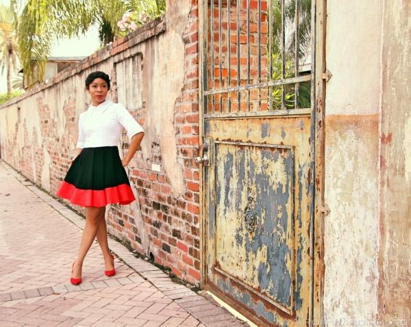 fashion sewing diy copycat valentino dress