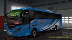 Mod Bus Discovery M. Annas Cvt M.SR Untuk Game ETS2 Versi 1.26 Sampai 1.32 Gratis