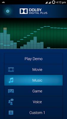 dolby digital plus redmi 1s, memperbaiki audio redmi 1s, kualitas audio redmi 1s, dolby redmi 1s