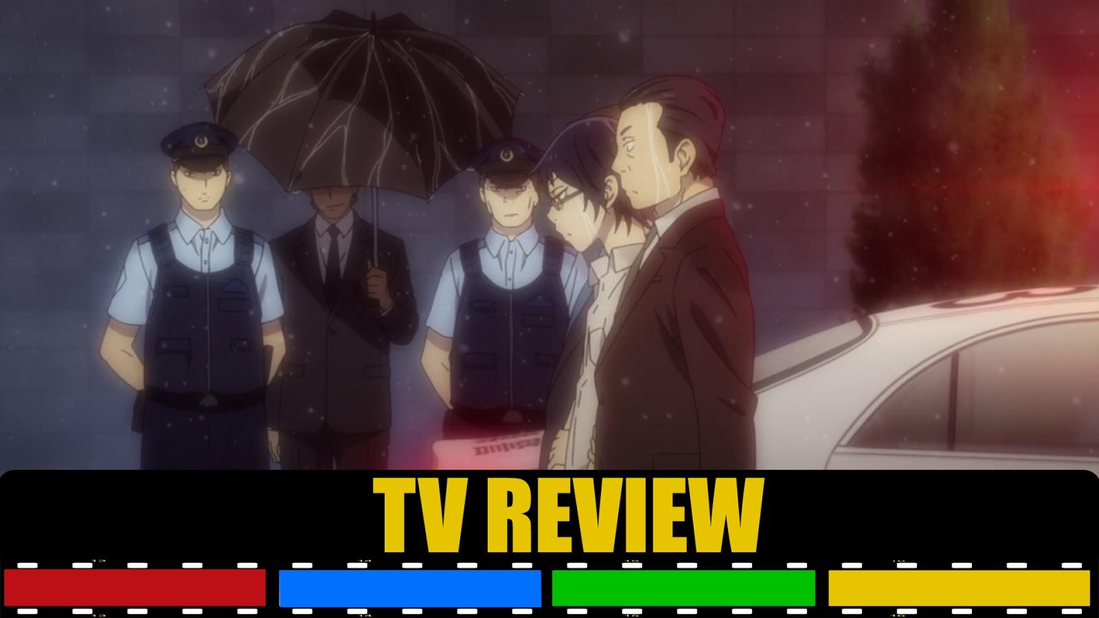 Boku Dake Ga Inai Machi Erased Episode 6 Grim Reaper TV Review