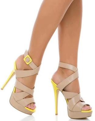 Zapatos de Tacon Comodos de fiesta